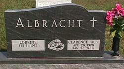 Clarence Bud Albracht