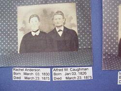 Rachel <i>Anderson</i> Caughman