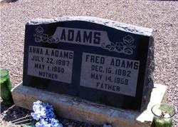 Anna A Adams