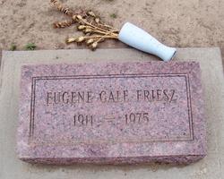Eugene Gale Friesz