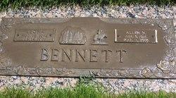 Allen Noble Pops Bennett