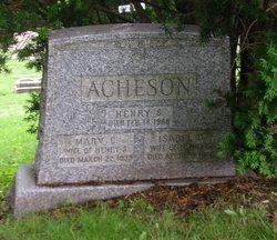 Isabel Dorothy <i>Gorell</i> Acheson