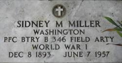 Sidney M. Miller