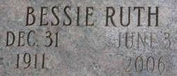 Bessie Ruth <i>Tuthill</i> Thompson