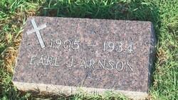 Earl J Arnson