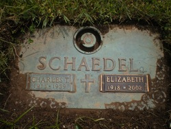 Mary Elizabeth <i>Amberg</i> Schaedel