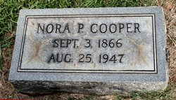 Alice Lenora Nora <i>Price</i> Cooper