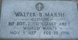 Walter Boyd Marsh