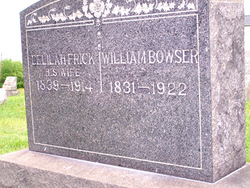 William J. Bowser