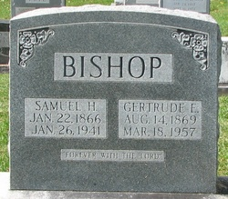 Samuel H Bishop