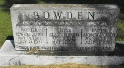Gladys Rowena Bowden