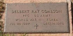 Delbert Ray Coalson