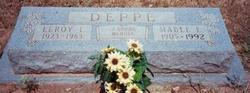 Leroy Lester Deppe