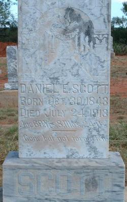 Daniel Ellis Scott