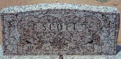 Lee Roy Scott