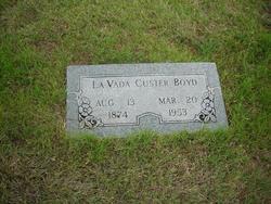 LaVida <i>England</i> Custer Boyd