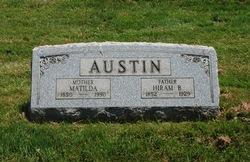 Matilda Statira <i>Hannah</i> Austin