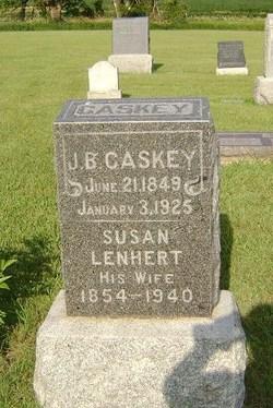 Susanna Gish <i>Lenhert</i> Caskey