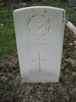 Corp John Melville Vaughan