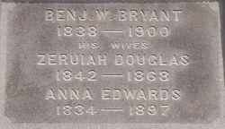 Zeruiah <i>Douglas</i> Bryant