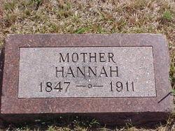 Hannah <i>Cisne</i> Ahlbright