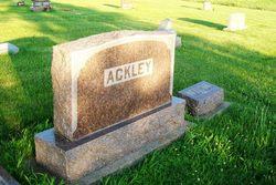 Etta Elizabeth <i>Sorden</i> Ackley