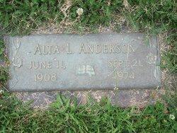 Alta Louis Unk Anderson