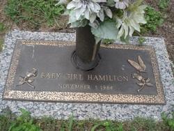 Baby Girl Hamilton