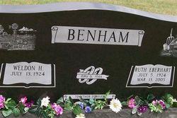 Weldon H. Benham