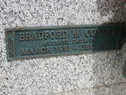 Bradford Melvin Conger