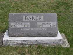Nancy Angeline <i>Lee</i> Baker