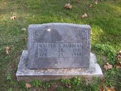 Walter S Robbins