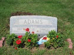 Samuel Alexander Adams