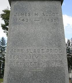 James M. Slade
