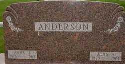 Anna J. Anderson