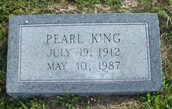 Pearl Ann <i>King</i> Balderson