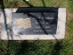 Mark Kendall Bingham