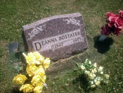 Deanne <i>Hillard</i> Bostater