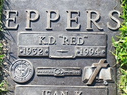 K D Red Eppers