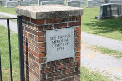 Rob Draper Memorial Cemetery
