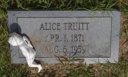 Alice Truitt