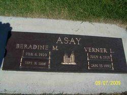 Verner Leroy Asay