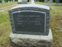 Camille J. <i>Warren</i> Sampson