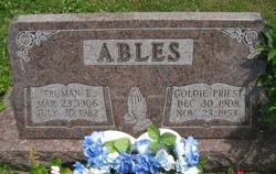Goldie Mae <i>Priest</i> Ables