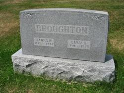 Emma <i>Hendricks</i> Broughton