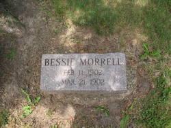 Bessie Bernice Morrell