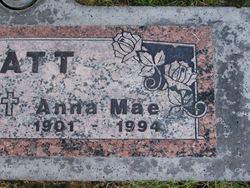 Anna Mae <i>Bledsoe</i> Pyatt