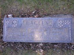 Maude Eve <i>Graham</i> Cagley