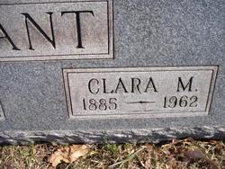 Clara M. Gant