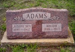 Joseph Benjamin Ben Adams